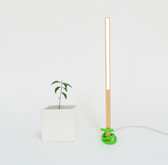 Recycled Your Factory Waste To Make A 1x1 Desk Lamp And Help Save .