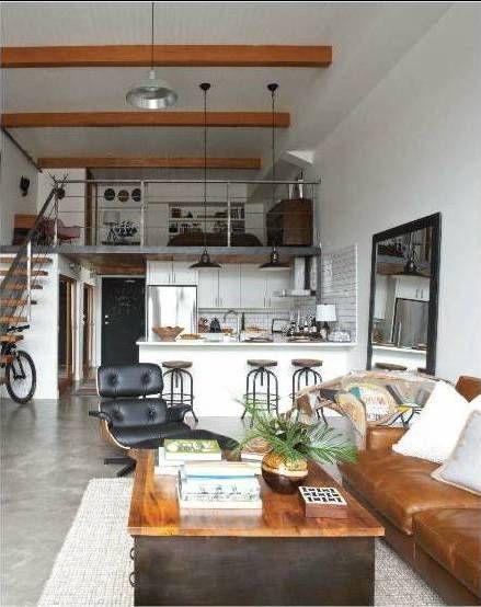Actor Callum Keith Rennie's edgy Vancouver loft (article .