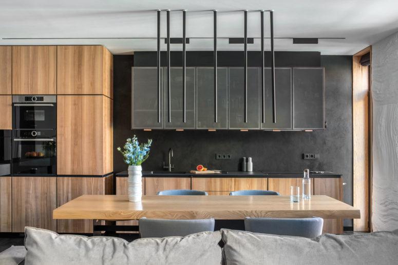 Edgy And Functional Minimalist Apartment - DigsDi