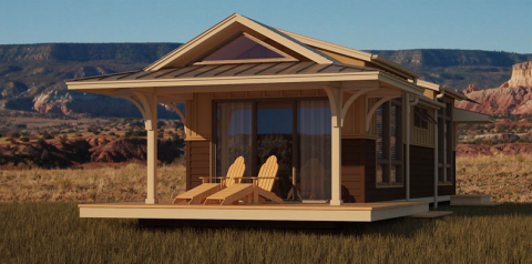 The Rise of 'Green' Modular Homes - The New York Tim