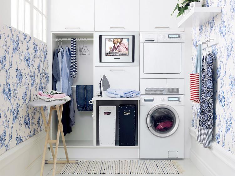 Electrolux Laundry Rooms - DigsDi