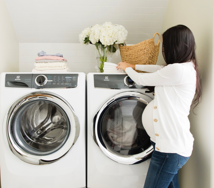 Inside my Laundry Room with Electrolux… - Rach Parce