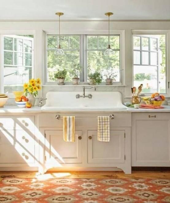 classic kitchen design Archives - DigsDi