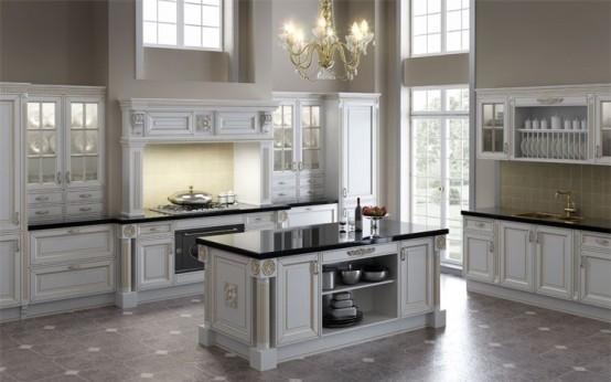 classic kitchen furniture Archives - DigsDi