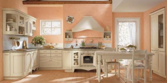 Charming Classic Kitchen Design - Ducale by Arrital Cucine - DigsDi
