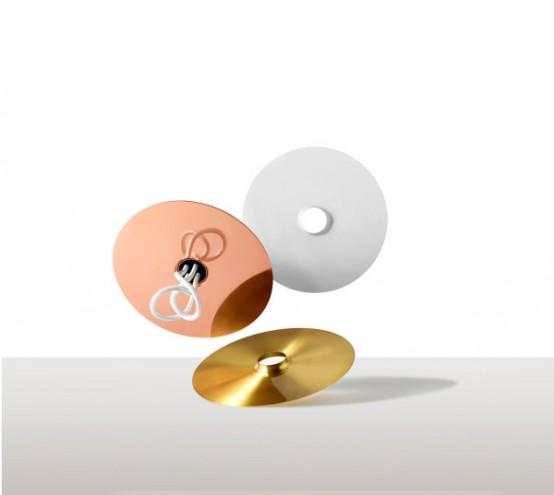 Elegant And Simple Drop Hat Shade For Plumen Bulbs - DigsDi