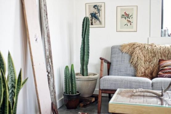 Elegant And Stylish Boho-Inspired Desert House - DigsDi