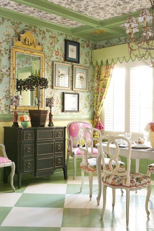 44 Awesome Feminine Dining Room Design Ideas : 44 Elegant Feminine .