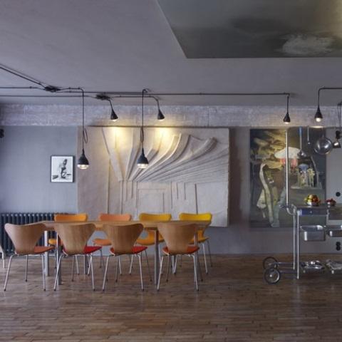 38 Elegant Masculine Dining Room Designs In Various Styles - DigsDi