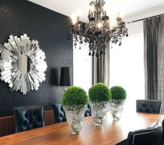38 Elegant Masculine Dining Room Designs In Various Styles .