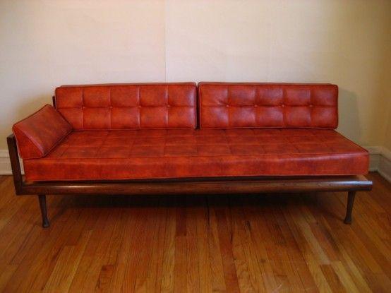 35 Elegant Mid-Century Sofas For Your Interior - DigsDigs   Mid .
