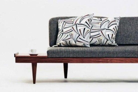 35 Elegant Mid-Century Sofas For Your Interior   DigsDigs in 2020 .