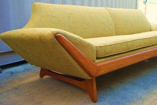 35 Elegant Mid-Century Sofas For Your Interior   Mid century .