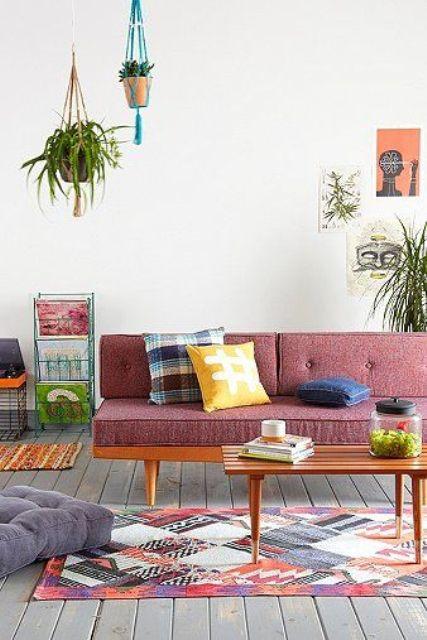 35 Elegant Mid-Century Sofas For Your Interior - DigsDi