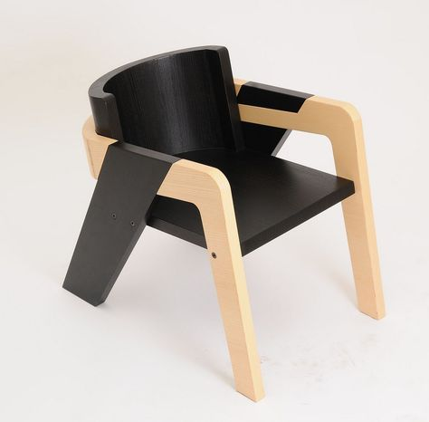 Elegant Self-Assembly IO Chair Designed for Introspection and .