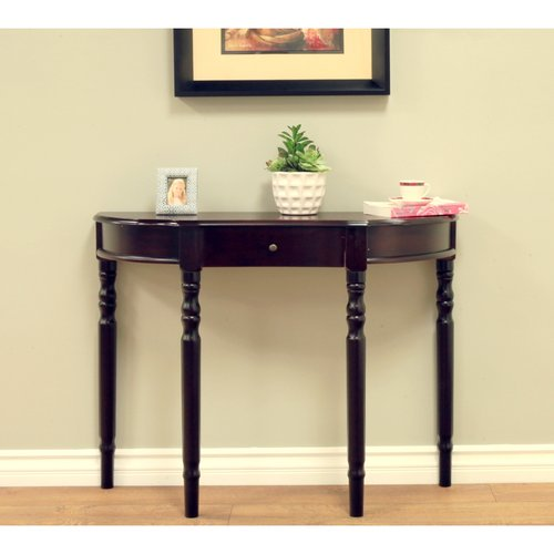 Home Craft Entryway Console Table,Multiple Colors - Walmart.com .