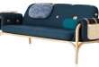 Ergonomic Buttoned Down Couch With Modular Appeal - DigsDi