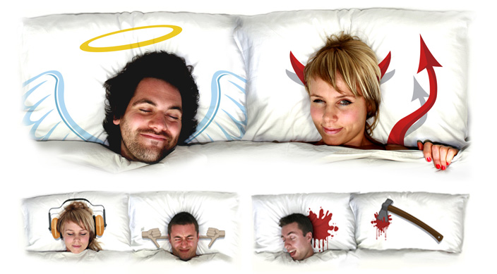 Express Yourself with Funny Pillows - DigsDi