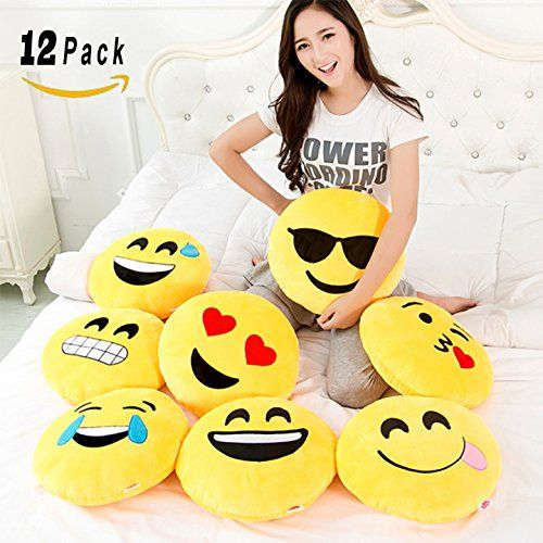 Emoji Pillows – A Soft Way to Express Yourself | Emoji pillows .