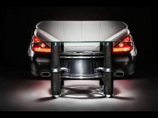 Marvelous Sofas And Coffee Tables With Car Parts : Marvelous Sofas .