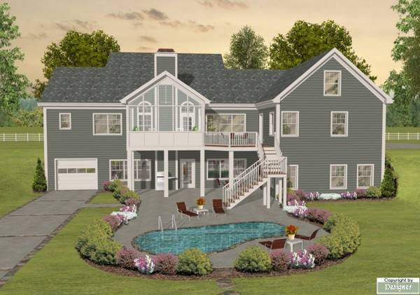 The Long Meadow 1169 - 3 Bedrooms and 3.5 Baths | The House Designe