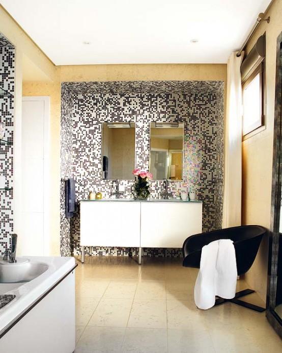 mosaic bathroom Archives - DigsDi