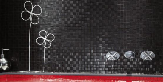 Extravagant Mosaic Ceramic Tiles – Cupido from Fap Ceramic