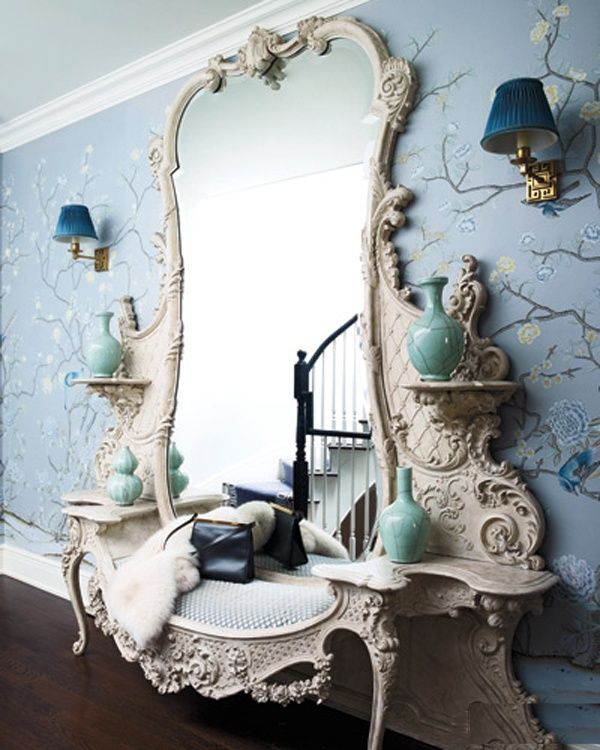30 Eye-Catching Entryway Benches For Your Home | Elle decor, Decor .