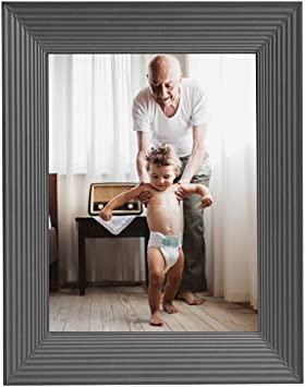 Amazon.com : Aura Mason Smart Digital Picture Frame 9 Inch Free .