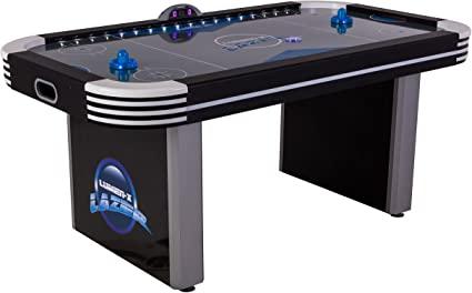 Amazon.com : Triumph Lumen-X Lazer 6' Interactive Air Hockey Table .