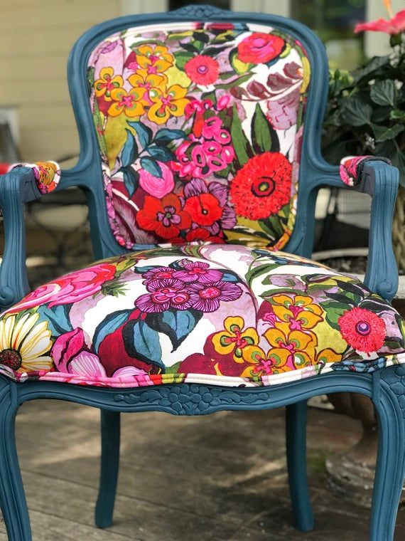Customizable French Chair   Etsy in 2020   French chairs, Diy .