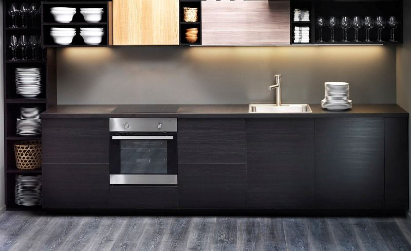 Kitchen, Rattan Basket Wood Flooring For Kitchrn Look Astonishing .