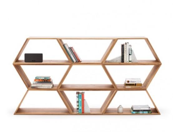 Flexible Tetra Shelving By Made In Ratio - DigsDi