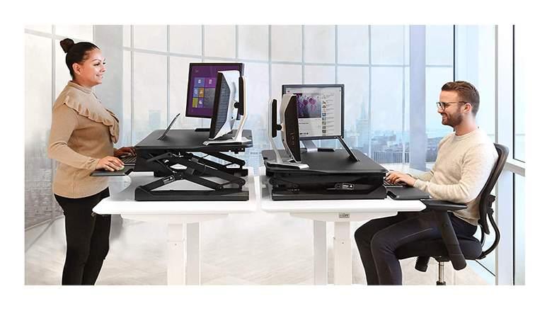 15 Best Adjustable Desks to Work From Home (2020) | Heavy.c