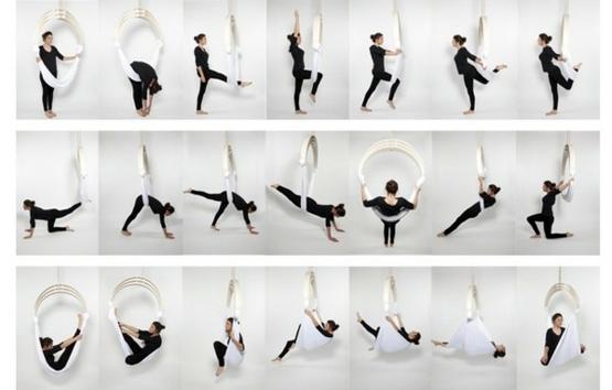 Cool and practical furniture design – Zen Circus Yoga Chair .