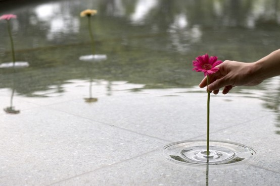 Floating Ripple Vases By ooDesign - DigsDi