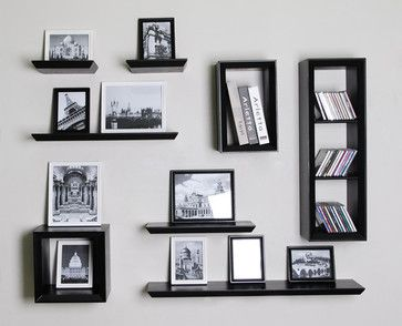 Floating Wall Shelves Decorating Ideas   Wall Floating Shelf and .