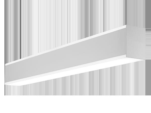 Seem 4 LED Direct/Indirect FSM4BW   Focal Point Ligh