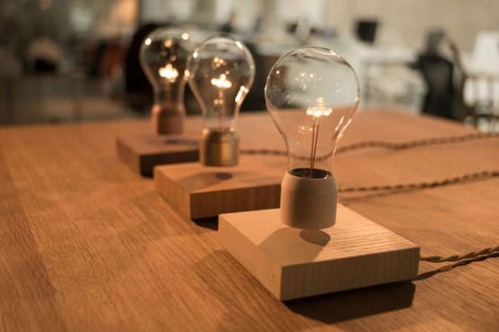 Forget The Gravitation: Levitating FLYTE Light - DigsDi