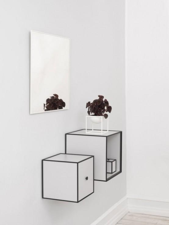 Frame Storage Modules That Look Two-Dimensional - DigsDi
