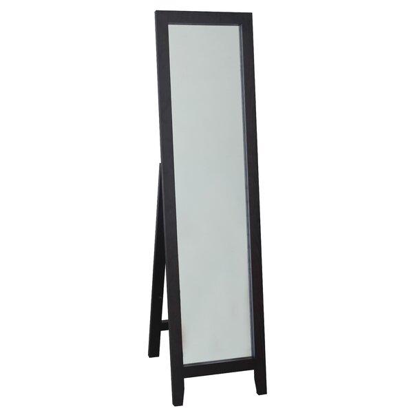 Latitude Run® Ziemer Freestanding Mirror | Wayfa