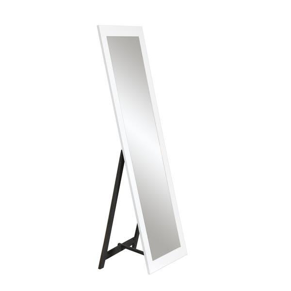 Shop Full Length Modern Freestanding Mirror - Overstock - 283877