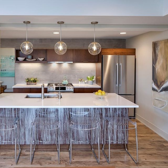 What do you love about this modern Minnesota marvel kitchen .