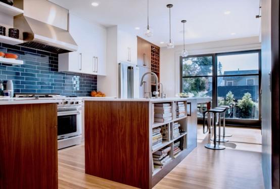 Fresh And Modern Kitchen Renovation You Might Love - DigsDi