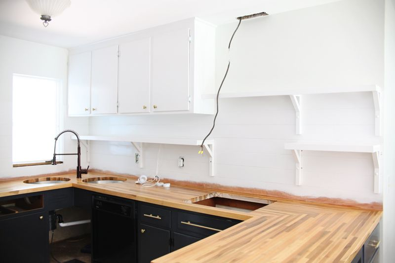 Reconfiguring Existing Cabinets for a Fresh Look | Cheap kitchen .
