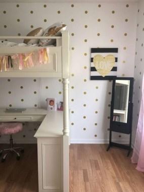 18 Fun And Bright Polka Dot Home Decor Ideas 24 - Artega