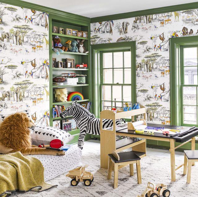 30 Epic Playroom Ideas - Fun Playroom Decorating Ti