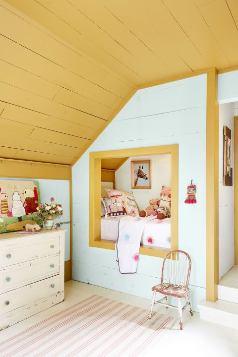 50+ Kids Room Decor Ideas – Bedroom Design and Decorating for Ki