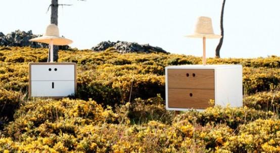 Fun Anthropomorphic Furniture Collection By DAM - DigsDi