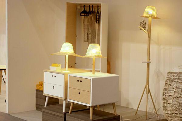 Anthropomorphic Furniture Portrays Humorous Human Characters .